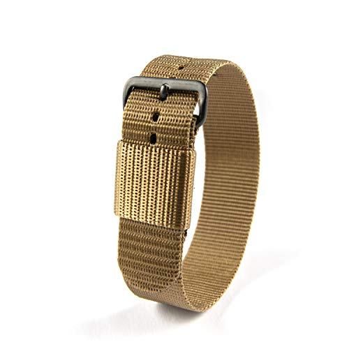 Image of Marathon WW005002DT Ballistic Nylon Watch Band, Military Grade with