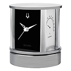 Bulova President Executive Desk Clock