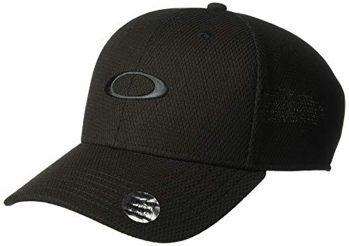 Oakley Golf Ellipse Hat, Black, One Size