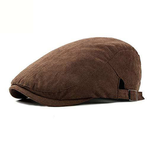 de Simple qin D Gorra sólido hat Color D Sombrero Moda Delantero Boina Moda Sombreros GLLH Sombrero Sombrero de de f7HHx