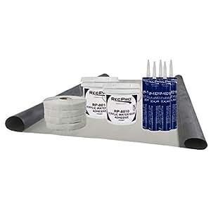 Amazon Com Epdm Rv Rubber Roof Kit 8 5 Wide Camper
