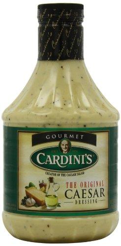 Cardini's Original Caesar Dressing, 32-Ounce Bottles (Pack of 6)