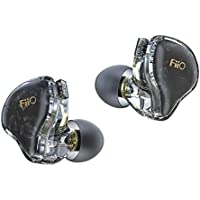 FiiO FD1 BLACK Dynamic Driver In-ear Earphones with Detachable Cables