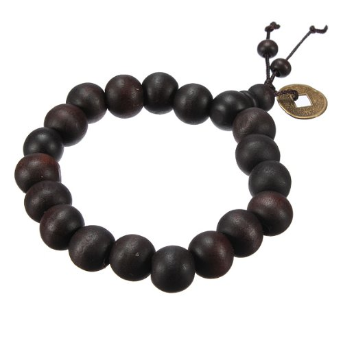 lucky-black-wood-beads-coin-tibet-buddhist-prayer-bracelet-meditation-vipassana-sandalwood-buddhist-