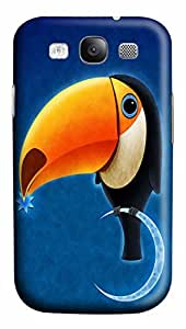 Animals 036 PC Case Cover for Samsung Galaxy S3 I9300