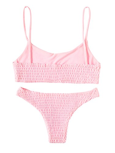 Review SOLYHUX Women's Two Piece