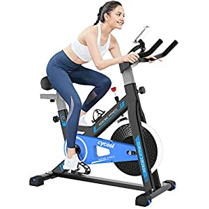 Well-Being-Matters 41tybH9L4sL._SS300_ Afully Exercise Bike Indoor Cycling Bike Stationary Bike with Adjustable Resistance,LCD Monitor,Pad/Phone Holder…