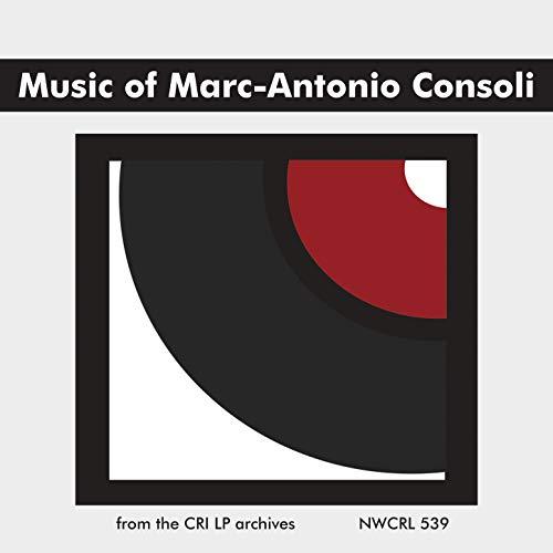 Marc-Antonio Consoli: String Quartet: Six Ancient Greek Lyrics: Saxlodie