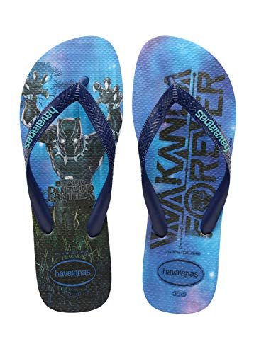 Havaianas Unisex-Adult Top Marvel Flip Flop Sandal