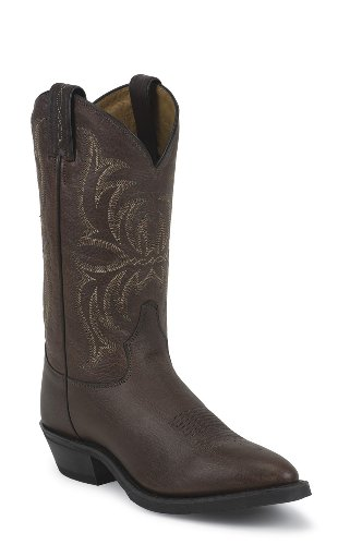 7913 Tony Lama Men's Americana Western Boots - Brown - 7.5\D