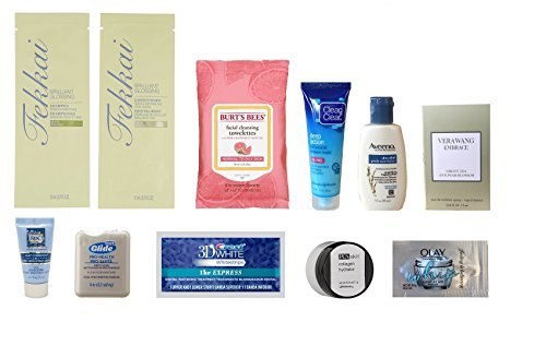 Women's Beauty Sample Box