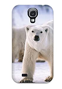 Awesome Case Cover/galaxy S4 Defender Case Cover(polarbears )