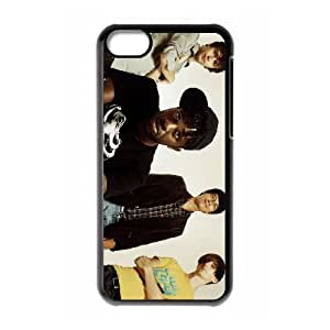 iPhone 5c Cell Phone Case Covers Black Bloc Party Yhowh