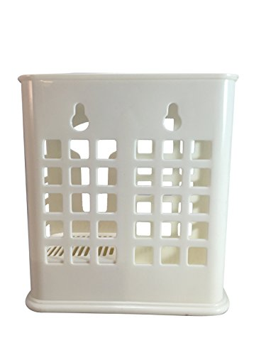 Chopsticks and Straws Holder Basket for Dishwashers - Hold Chopsticks, Straws, and other Utensils Without Falling Through