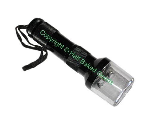 Electric Battery Powered Aluminum Grinder product image