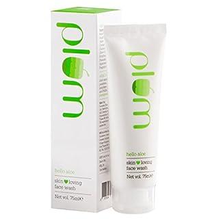 Plum Hello Aloe Skin Loving Face Wash, 75ml