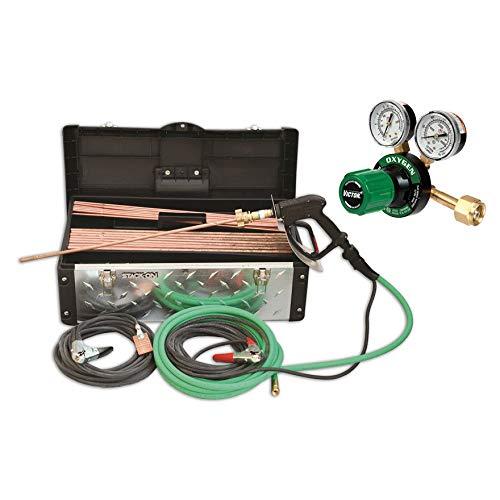 - Oxylance Sure Cut Lance System Kit With G250-150-540 Regulator, JRSC2024S-REG