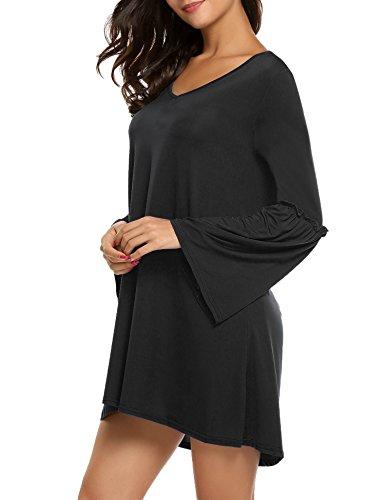 ゴシップデッドロック香ばしいZeagoo DRESS レディース US サイズ: XL カラー: ブラック