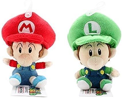 baby mario characters plush