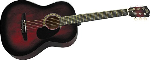 rogue starter acoustic guitar red burst buy online in uae musical instruments products in. Black Bedroom Furniture Sets. Home Design Ideas