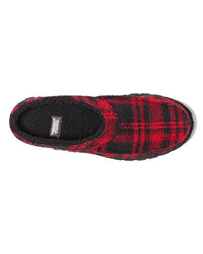 Mens Eddie Bauer Yurt Slipper Cinder (grey)