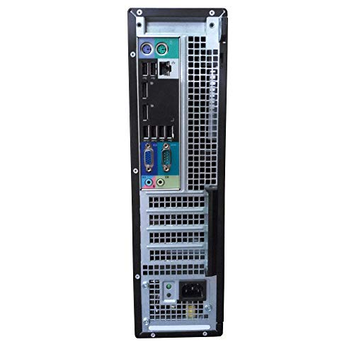 Dell Optiplex 9010 Desktop PC, 3.2 GHz Intel Core i5-3470, 16GB RAM, 2TB HDD, Keyboard/Mouse, WiFi, BT, DVD-RW, Windows 10 (Renewed)