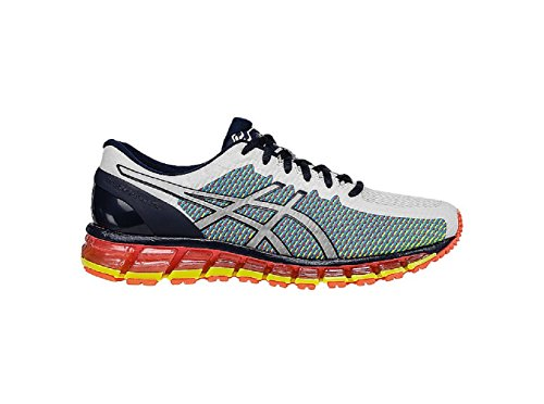 Asics Hommes Gel-qusntum 360 Cm Multicolore Chaussures De Course T6g1n 0158