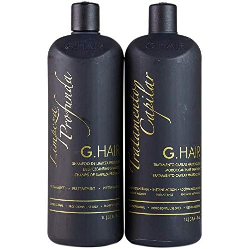 G.HAIR Moroccan Smoothing Treatment