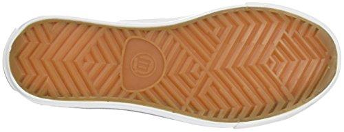 Mtng Emi, Zapatillas de Deporte Unisex Niños Negro (CANVAS Negro)