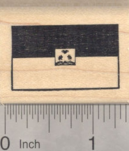 Arms Rubber Stamp - 3