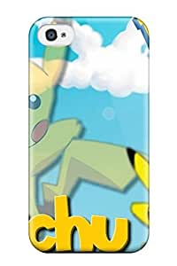 Perfect Fit UmwMsXV2088yPCvK Pokemon Case For Iphone - 4/4s