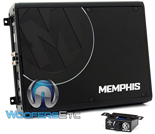 16-PRX500.1 - Memphis Monoblock 500W RMS 1000W Max Power Reference Amplifier
