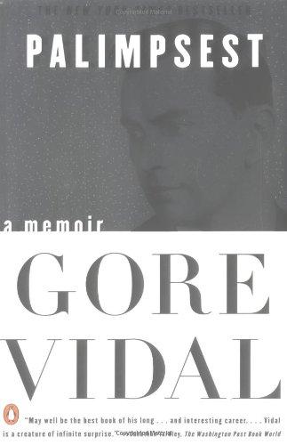 Palimpsest: A Memoir [Gore Vidal] (Tapa Blanda)