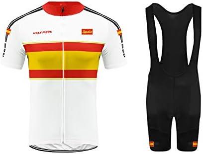 Uglyfrog Hombre MTB Conjunto Ropa de Ciclismo para Verano, Maillot ...