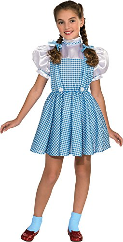 Wizard of Oz Child's Dorothy Costume (Tin Man Wizard Of Oz Costume)