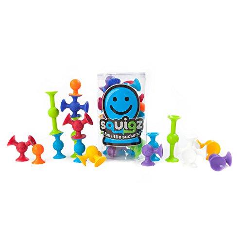Fat Brain Toys Squigz Starter Set, 24 - 1 Set Starter