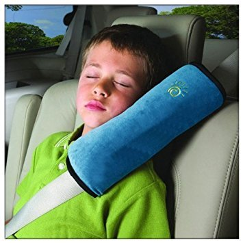 PANYTOW Child Kids Toddler Car Auto Seat Belt Shoulder Pad Cover Head Neck...