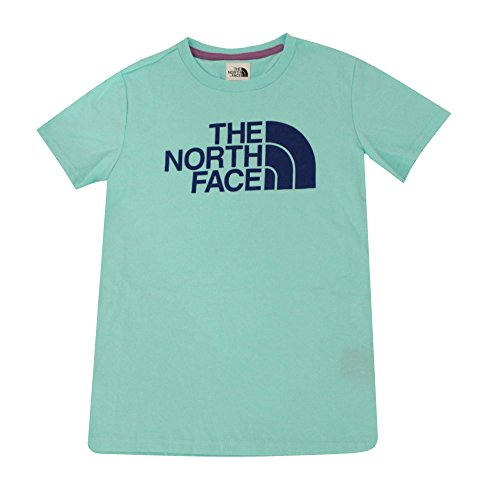 Price comparison product image The North Face Logowear Youth Girls Athletic T Shirt Cotton Tee 2 (S)