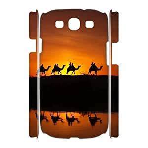 Camel 3D-Printed ZLB598375 DIY 3D Phone Case for Samsung Galaxy S3 I9300 by icecream design