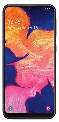 Simple Mobile Samsung Galaxy A10e 4G LTE Prepaid Smartphone (Locked) – Black – 32GB – SIM Card Included – GSM
