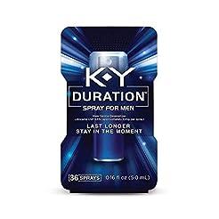Duration Spray for Men,  K-Y - Male Geni...