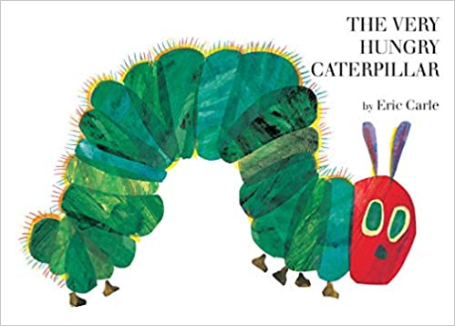 Amazon.com: The Very Hungry Caterpillar (9780399226908): Carle ...