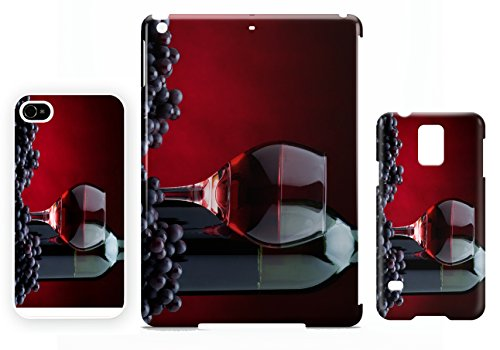 Red Wine Bottle Red Grape iPhone 7 cellulaire cas coque de téléphone cas, couverture de téléphone portable