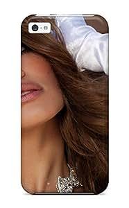Awesome Irina Sheik Women People Women Flip Case With Fashion Design For Iphone 5c