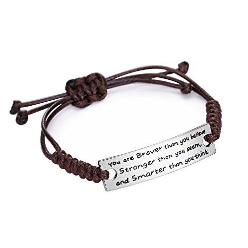 Bracelets For Son Amazon Com