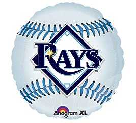 Anagram International Tampa Bay Rays Package Party Balloons, 18