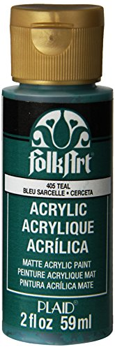FolkArt Acrylic Paint in Assorted Colors (2 oz), 405, -