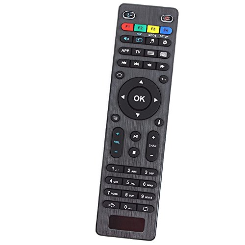 Amiroko Original Replacement Remote Control for MAG250 MAG254 MAG255 / 256 / 257 / 260 / 275 / 349 / 350 / 351 / 352 IPTV Set Top Box OTT Tv Box -  Mag-Remote