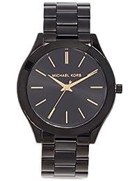 Women's Slim Runway Black Watch MK3221