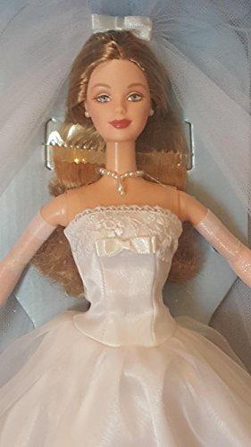 1999 Millennium Wedding Barbie Blonde